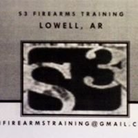 S3 Firearms Training