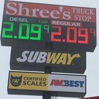 Shree's Truck Stop Subway