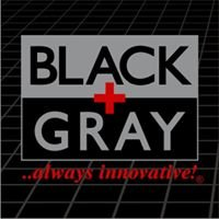 BLACK+GRAY