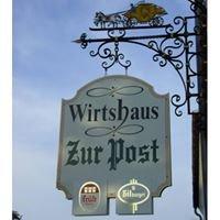 """Wirtshaus """"Zur Post""""  Mondorf"""