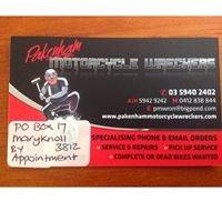 Pakenham Motorcycle Wreckers