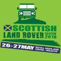 Scottish Land Rover Show
