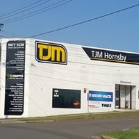 TJM Equipped Hornsby