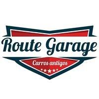 Route Garage - Carros Antigos