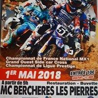 Moto-club Bercheres Les Pierres