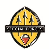 Special Forces Regiment - Airborne