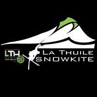 Snowkite La Thuile