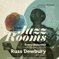 Night at The Jazz Rooms - Brighton