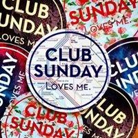 CLUB SUNDAY