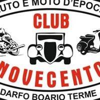 Club Novecento Auto e Moto d'Epoca Pagina