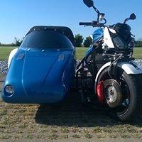 Knaus-Sidecar-Technik