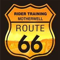 Route 66 Rider Training
