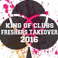 King of Clubs Takeover Wristband