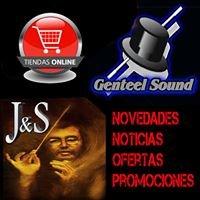 JS Aplicaciones y Genteel Sound