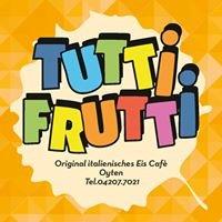 Eis Cafė Tutti Frutti Oyten