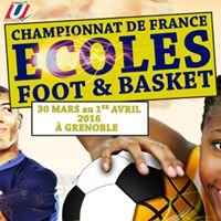 Championnat de France Ecoles Football & Basket 2016