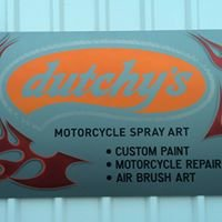 Dutchys Motorcycle Spraypainting