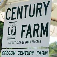 Oregon Century Farm & Ranch Program