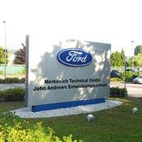 Ford, John-Andrews Entwicklungszentrum