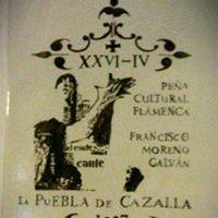 Peña Flamenca Francisco Moreno Galván