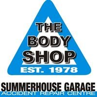 Summerhouse Garage