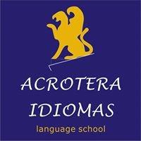 Spanish School Acrotera Idiomas in Málaga Spain