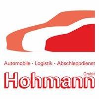 Hohmann Automobile • An- und Verkauf • Logistik • Abschleppdienst