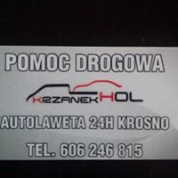 Pomoc Drogowa Krosno Krzanek-Hol  Autolaweta 24H