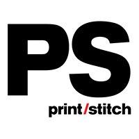 Print and Stitch