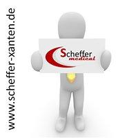 Scheffer medical Xanten -  Ihr Partner in Sachen Erste Hilfe