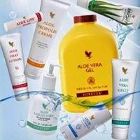 ALOE VERA natural pharmacy in the same plant - Forever