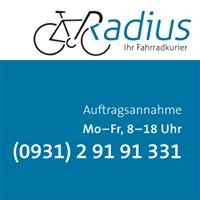 radius - Ihr Fahrradkurier