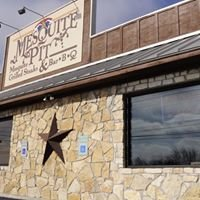 Mesquite Pit Weatherford