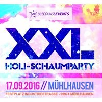 Holi Colour Festival - Mühlhausen