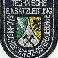 Technische Einsatzleitung LK Sächsische Schweiz Osterzgebirge