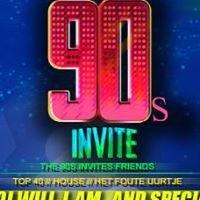 90's Invite