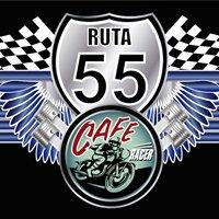 Café Racer Ruta 55