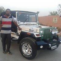 Aman modified jeeps