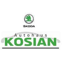 Autohaus Kosian GmbH - Škoda Vertragshändler