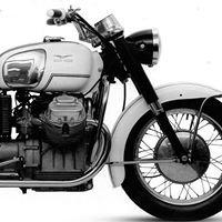 Motortoer Moto Guzzi Specialist Amsterdam