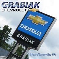 Grabiak Chevrolet