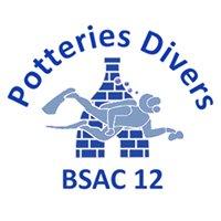 Potteries Divers BSAC12