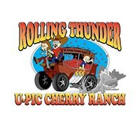 Rolling Thunder U-Pic Cherry Ranch