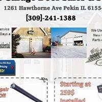 Tony's Garage Door Sales & Service Of Pekin IL & Peoria