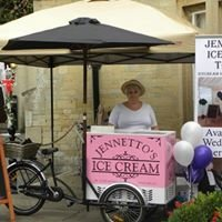 Jennetto's ice cream trikes