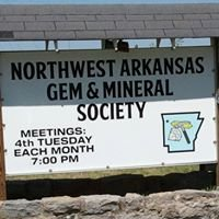 Northwest Arkansas Gem and Mineral Society