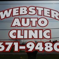 Webster auto clinic