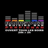 Backstage Perpignan