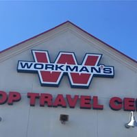 Workman's Travel Center Rudy