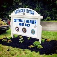 American Legion Post 942 Cottreall-Warner